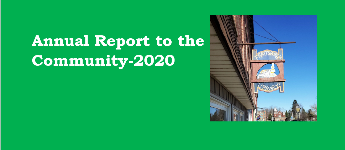 Annual Report to the Community